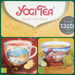 Biologische Yogi Tea Thee