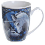 Mok Lisa Parker Unicorn and Foal Design
