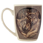 Mok Lisa Parker Wolves loyal Companion Design