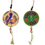 medicijn boeddha beschermhanger