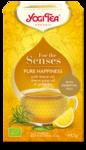 yogi tea pure happiness for the senses
