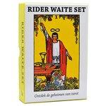 raider waite tarotkaarten set