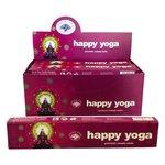 happy yoga wierook