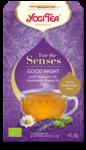 yogi tea goodnight for the senses