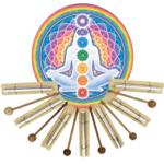 klankstaven chakra healing set