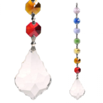 chakra regenboog kristal harmony
