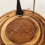 Wierookbrander Lotus 10cm