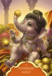 Fluisteringen van Ganesha - angela hartfield