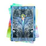 Grote engelen energiekaarten van Ivoi_