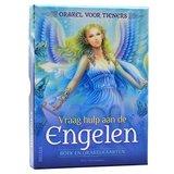 vraag hulp aan de engelen orakelkaarten