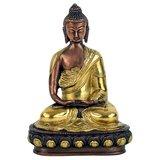 amithaba boeddha in meditatiehouding