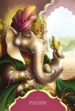 Fluisteringen van Ganesha - angela hartfield_