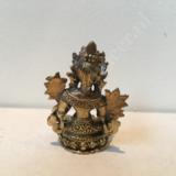 groene tara brons miniatuur