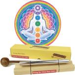 Klankstaaf Chakra Healing - 1e chakra