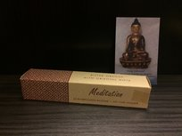 Kruidenwierook Meditation meditatie 50st