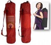 Yogamat tas rood - watervast