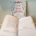 100% Gelukkig feel good werkboek van Raphaelle Giordano