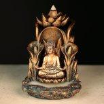 Boeddha Backflow Waterval wierookbrander