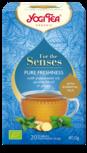 Yogi Tea Pure Freshness for the senses
