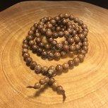 Mala 108 kralen hout 8 mm