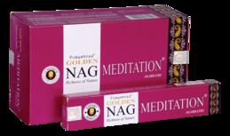 Agarbathi Golden Nag Meditation wierook