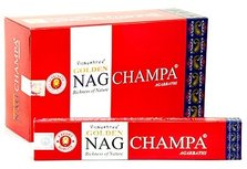 Agarbathi Golden Nag Champa wierook