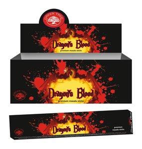 Dragon's Blood wierook - 15 gram