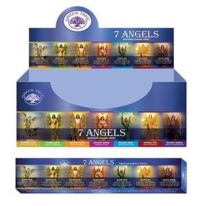 7 Angels wierook - 15 gram