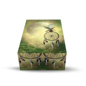 Dreamcatcher tarot en of sieraden doos