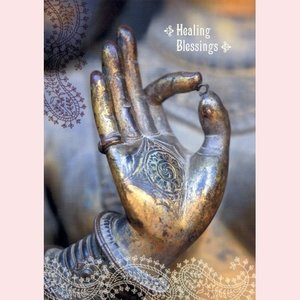 Amber Lotus: Healing Blessings