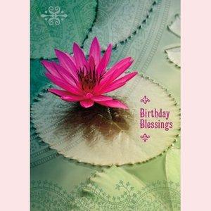 Amber Lotus: Birthday Blessings