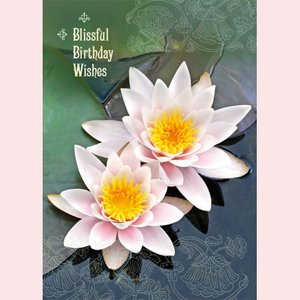 Amber Lotus: Blissful Birtday Wishes