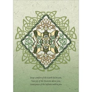 Amber Lotus celtic stags