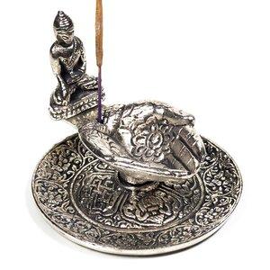 Wierookbrander Boeddha met offerhanden