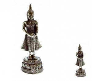 Geboortedagboeddha woensdag 6cm/brons