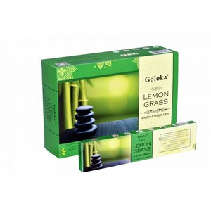 Goloka Aromatherapy Lemongrass