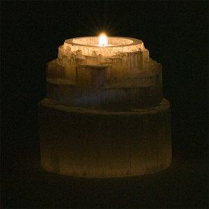 Seleniet sfeerlicht divine waterfall voor waxinekaarsje