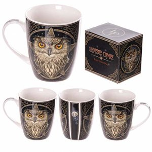 Mok Lisa Parker Wise Owl Design
