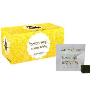 Aromafume Lemon Mist wierookblokjes