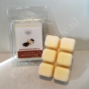 Madagascan vanille waxmelts 6x80gram