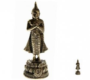 Geboortedagboeddha vrijdag 6cm/brons