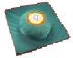Meditatieset Chakra 4 Anahata groen