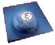 Meditatieset Chakra 5 Vishuddha blauw