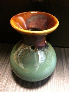 Waxmeltbrander keramiek (groenkleur)
