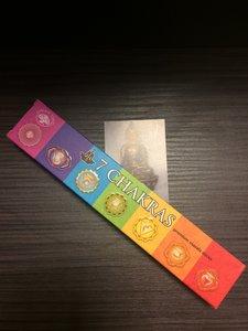 7 chakras - 15 gram