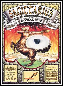 Astrocard - sagittarius