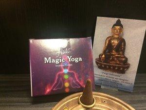 Magic Yoga wierookkegels