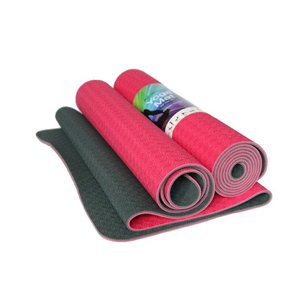 Yogamat Yogastyles TPE Standaard roze