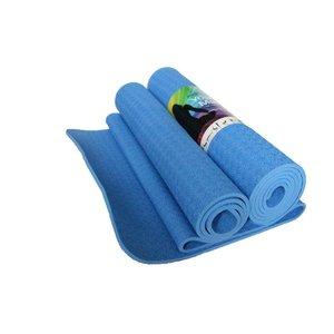Yogamat Yogastyles TPE Comfort Blauw