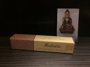 Kruidenwierook Meditation (meditatie)  50st